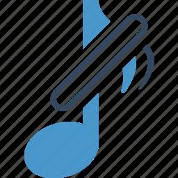 music, mute, mute sound, note, sound, voice, volume icon