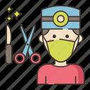 nurse, operating, operation, or