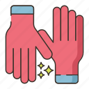 gloves, medical, protective