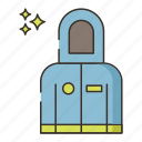 protection, protective, safety, suite icon