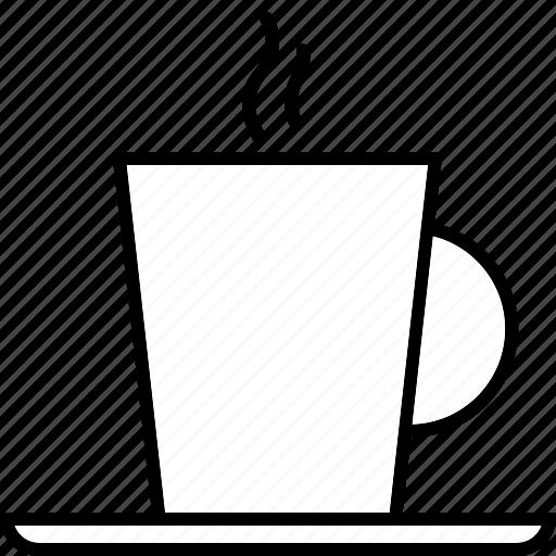 barista, beverage, coffee, cup, drink, hot, mug icon