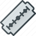 barber, blade, cut, razor, shave icon