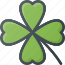 clover, day, green, irish, luck, patrick, saint icon