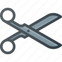 craft, cut, scissor, scissors, trim icon