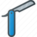 barber, razor, shave, shaving icon
