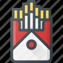 box, cigarette, cigars, smoke, tabaco