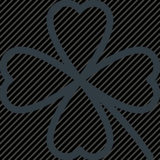 Clover, day, green, irish, luck, patrick, saint icon - Download on Iconfinder