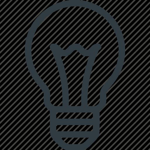 Bulb, creative, idea, lamp, light icon  Bulb, creative,...