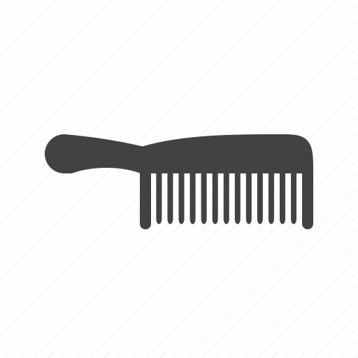 beauty, comb, combs, hair, salon, style, wood icon