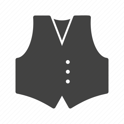 cloth, clothing, fashion, under, vest, waistcoat, wear icon