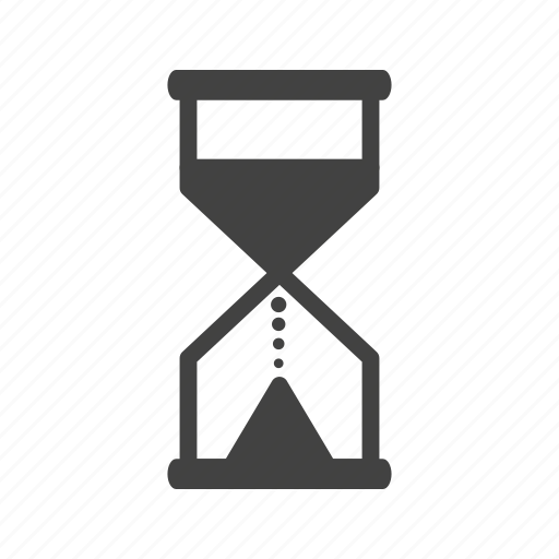clock, glass, hour, hourglass, instrument, sand, time icon