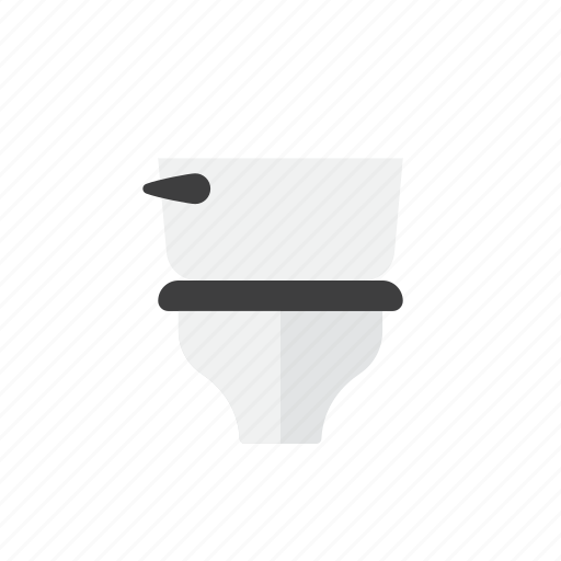 flush, toilet icon
