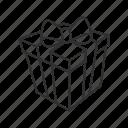 birthday, box, christmas, gift, gift box, present, ribbon