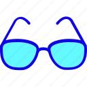accessories, fashion, glasses, spectacles, style, sunglasses, tools icon