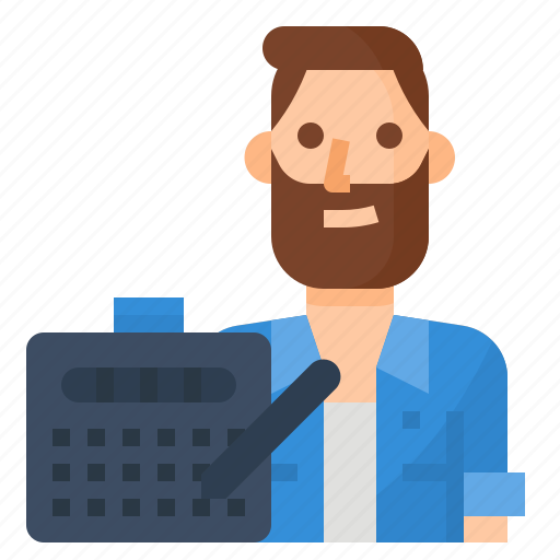 avatar, designer, graphic, occupation icon
