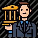avatar, bank, banker, occupation