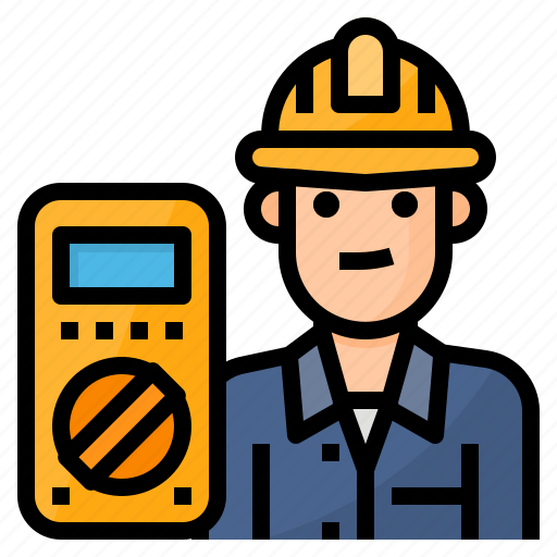 Avatar, electrician, occupation, technician icon - Download on Iconfinder