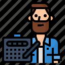 avatar, designer, graphic, occupation