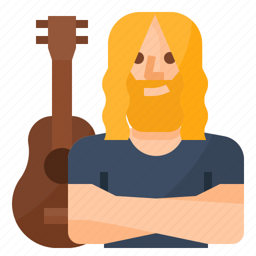 Avatar, music, musician, occupation icon - Download on Iconfinder