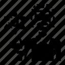 avatar, occupation, professor, scientist icon