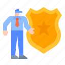 avatar, officer, police, policeman, security