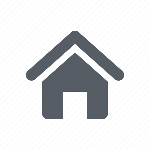 architecture, building, home, house, property icon