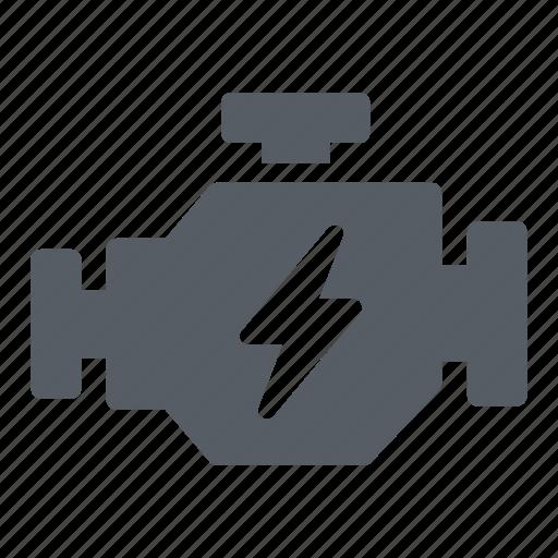 engine, machine, mechanic, motor, power icon