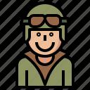 avatar, avatars, job, jobs, man, people, pilot, profession, professions, profile, social, user