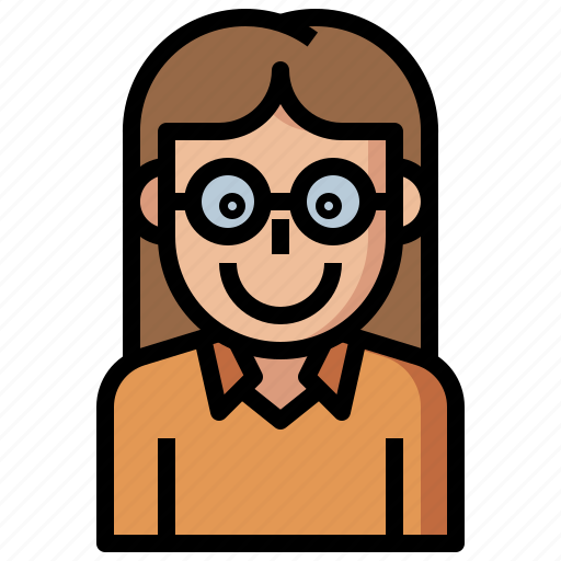 Avatar, educator, occupation, physician, profession, professor, scientist icon - Download on Iconfinder
