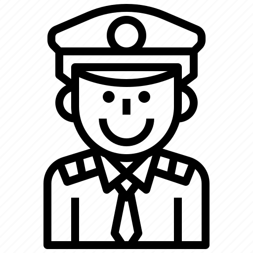 Avatars, business, finance, guard, guardian, occupation, police icon - Download on Iconfinder