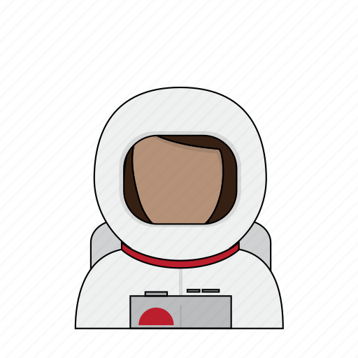 astronaut, nasa, occupation, profession, space, space station icon