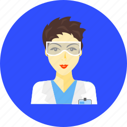assistant, doctor, healthcare, medical, medicine, nurse, uniforme icon