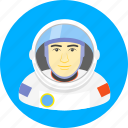 astronaut, cosmonaut, nasa, science, space, spaceman, spaceship icon