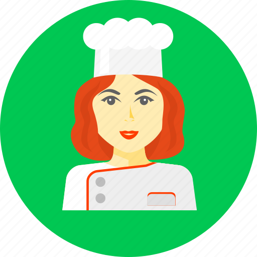 chef, cook, cooking, eating, hat, kitchen, restaurant icon