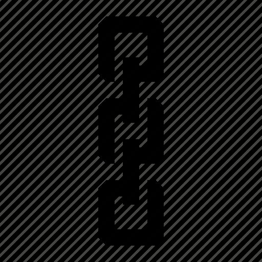 anchor, boat, chain, ocean, sea, ship, transportation icon