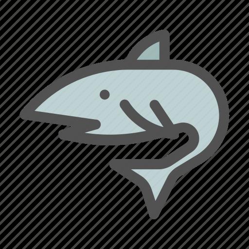 Animal, ocean, predator, sea, shark icon - Download on Iconfinder