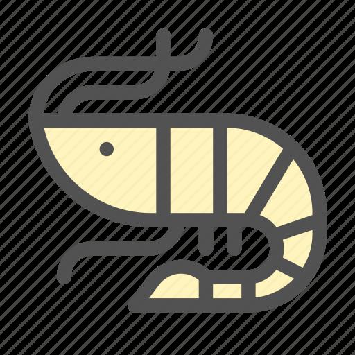 Creatures, lobster, ocean, sea, shrimp icon - Download on Iconfinder