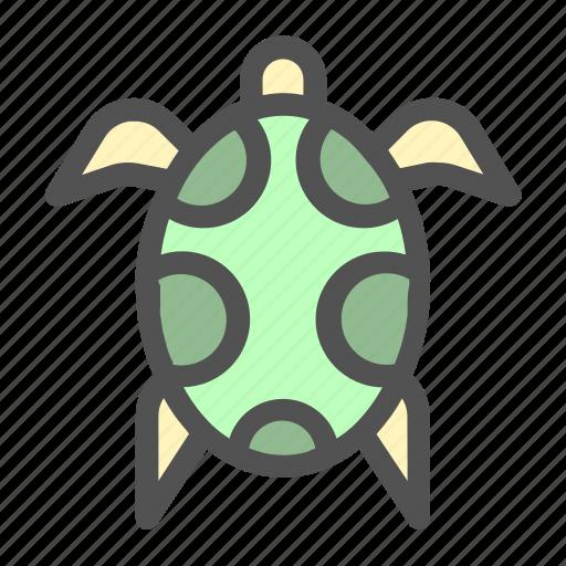 Animal, creatures, ocean, sea, turtle icon - Download on Iconfinder