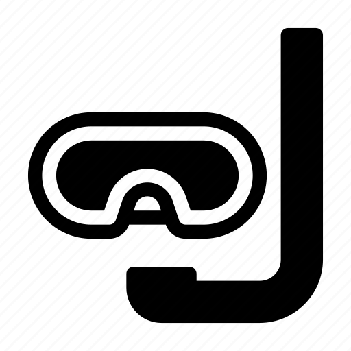 Diving, ocean, sea, snorkel, snorkeling icon - Download on Iconfinder