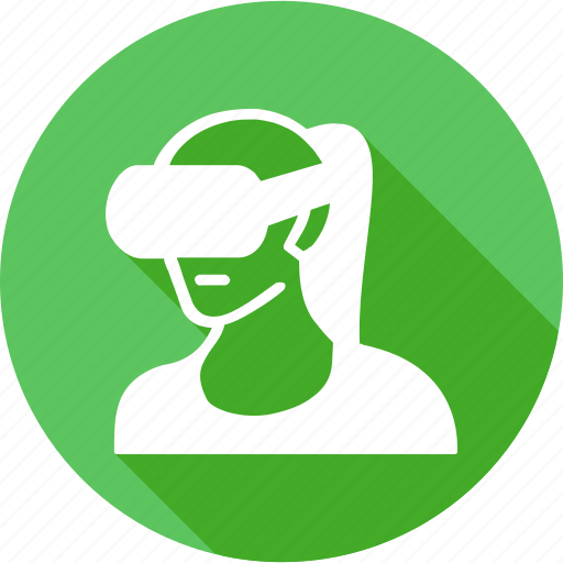 oculus, reality, sdk, virtual, vr icon