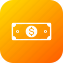 card, cash, dollar, money, note, offer, voucher icon