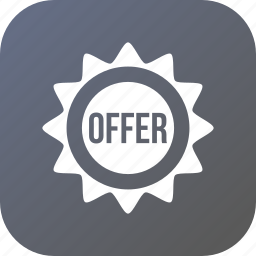 coupon, discount, offer, sale icon