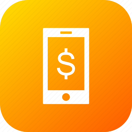 discount, dollar, mobilephone, money, offer, sale, smartphone icon