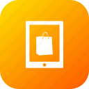 bag, discount, offer, sale, shopping, tab, tablet