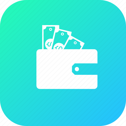 cash, money, purse, wallet icon