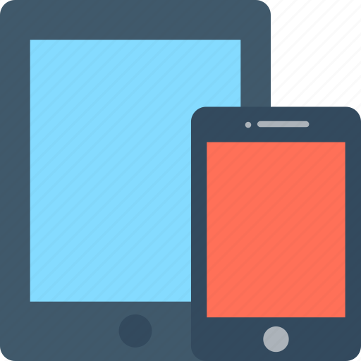 ipad, ipad device, mobile, responsive screen, smartphone icon