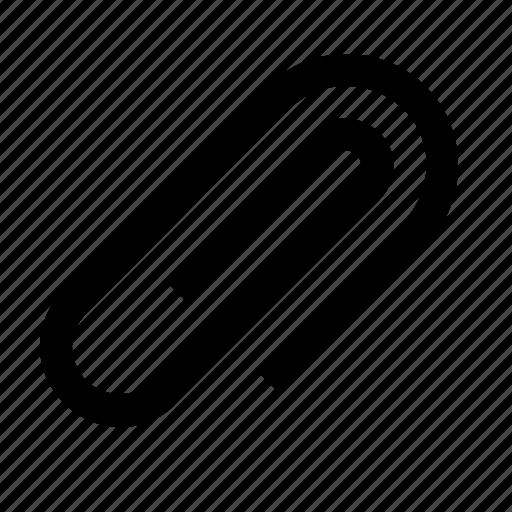 attach, attacment, clipmark, office icon