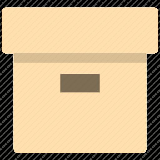box, logistic, parcel icon