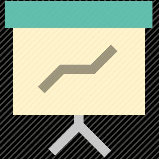 analytics, chart, graph, report, statistics, trend icon