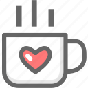 coffee, free, office icon